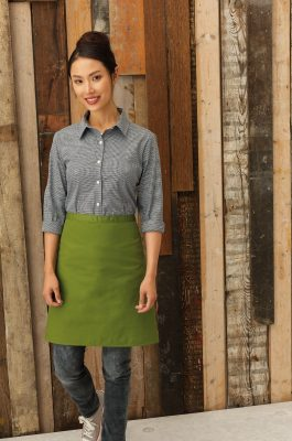 'COLOURS COLLECTION' MID LENGTH APRON