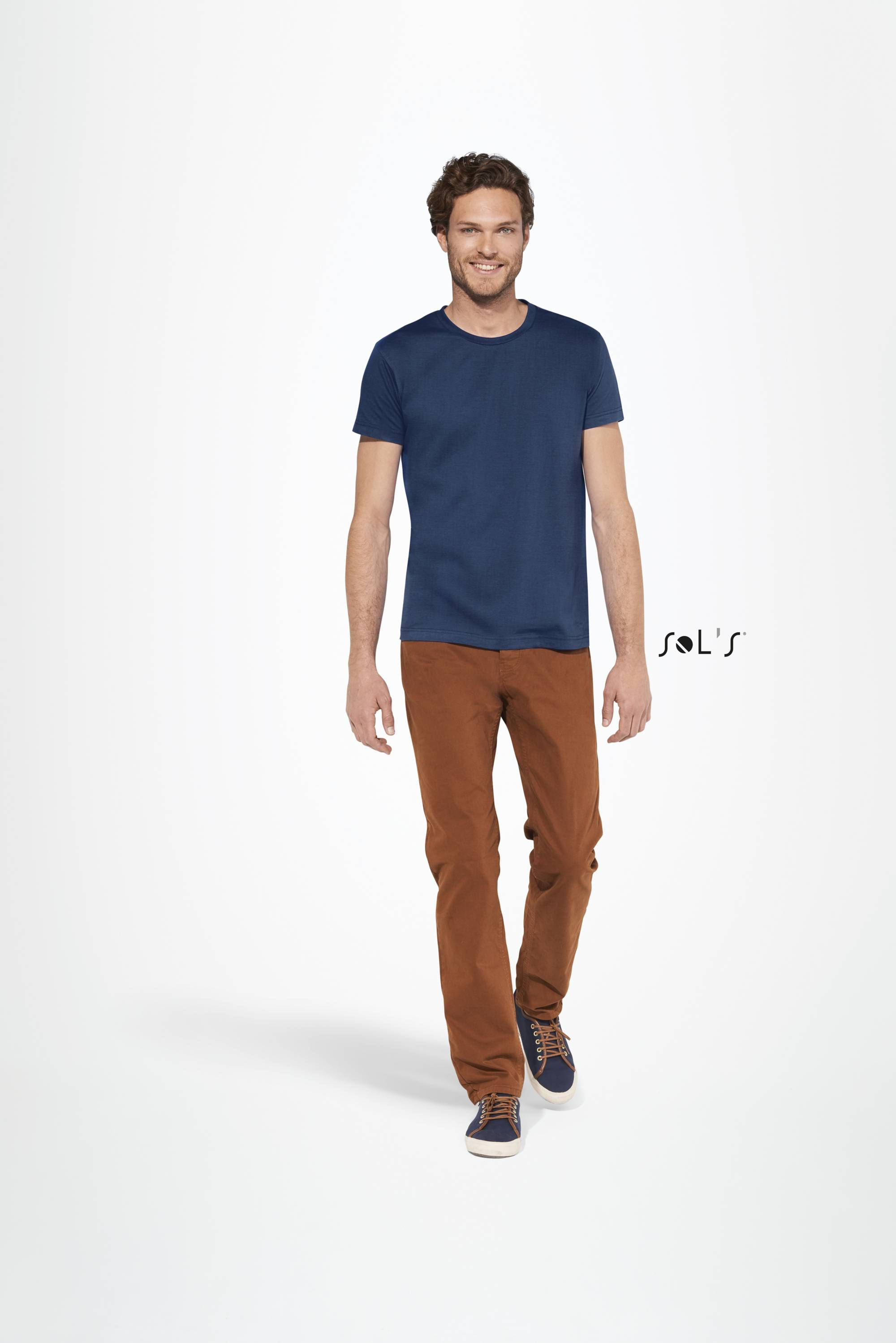 7722a1725ae5 SOL S Imperial Fit Ανδρικό μπλουζάκι